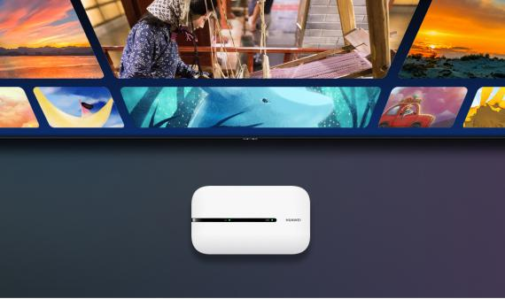 router Huawei 4G Mobile Wifi
