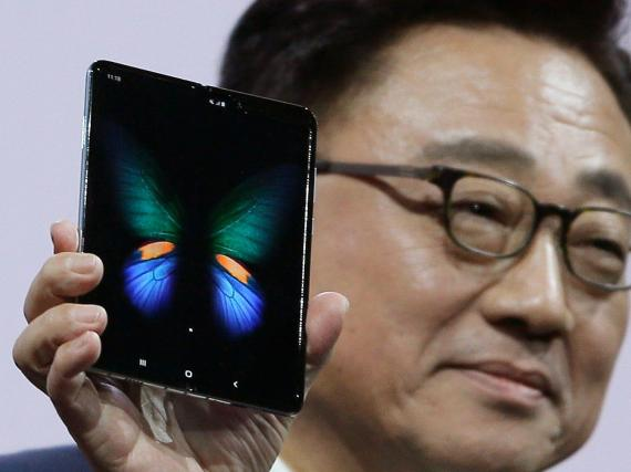 Samsung's $2,000 foldable phone is reportedly getting a successor, and we just got our first look in a major leak