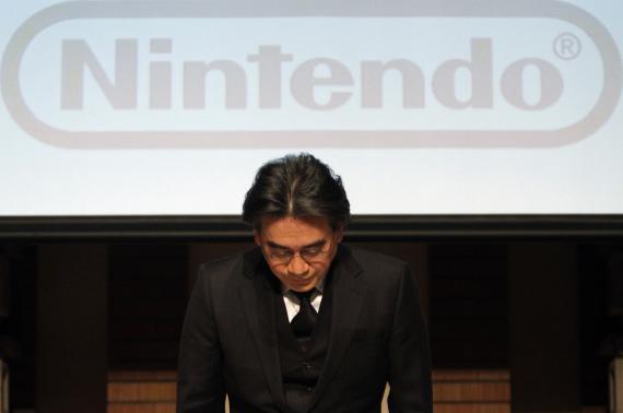 Satoru Iwata, cuarto presidente y director ejecutivo de Nintendo.