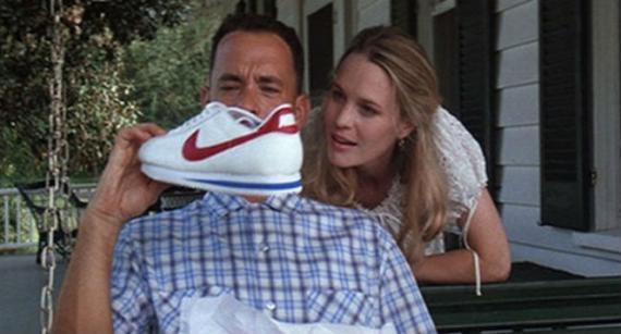 Zapatillas de Forrest Gump