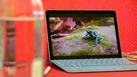 Análisis Surface Go 2