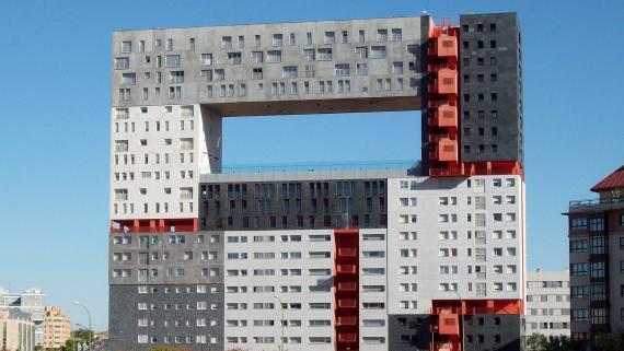 Edificio Mirador, Madrid.