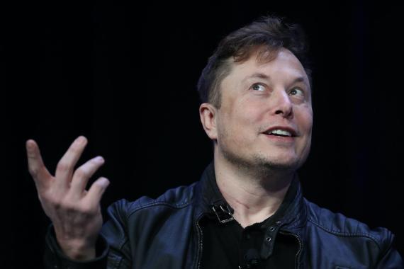 Elon Musk. Win McNamee/Getty Images