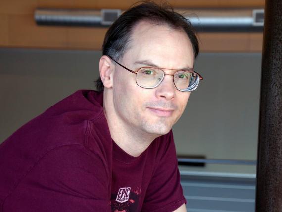 Tim Sweeney, director ejecutivo de Epic Games.