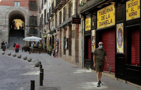 España, rezagada en la recuperación de la crisis del COVID-19
