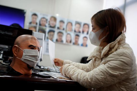 Falla el reconocimiento facial con mascarilla