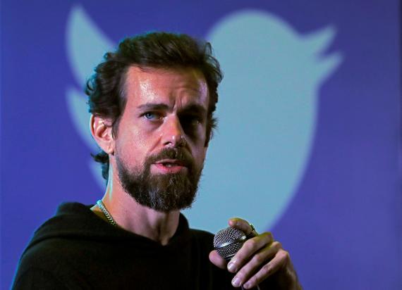 Jack Dorsey, fundador de Twitter