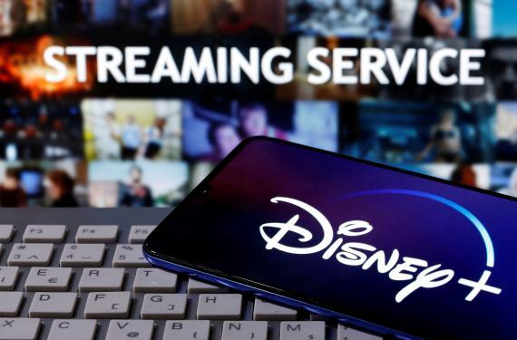 Nueva plataforma de streaming de Disney.