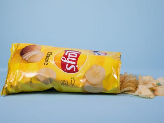 Las patatas fritas Lay's se vendieron por primera vez en 1932.
