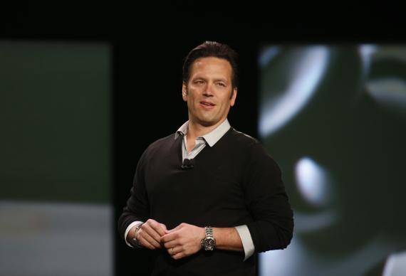 Phil Spencer, CEO de Xbox