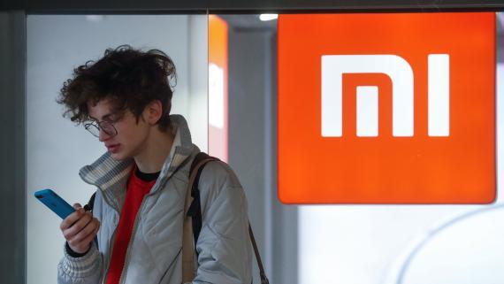 Tienda Xiaomi en Kiev.