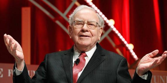 Warren Buffett. Paul Morigi / Stringer / Getty Images
