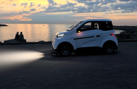 Zetta coche electrico