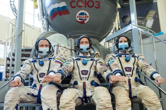 Los astronautas de la NASA tendrán nuevos retretes