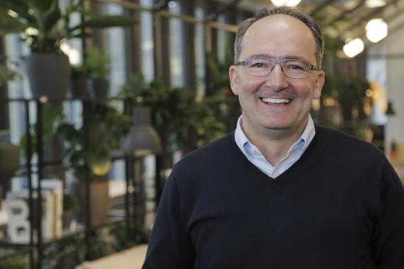 El CFO de Ikea, el español Juvencio Maeztu.