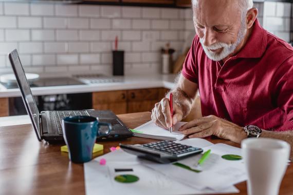 Cómo jubilarse ante de los 65