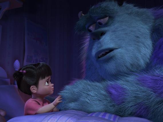 Las películas animadas de Disney y Pixar están llenas de momentos conmovedores.