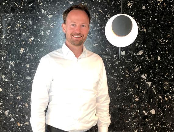 Christian Sinding, CEO de EQT.