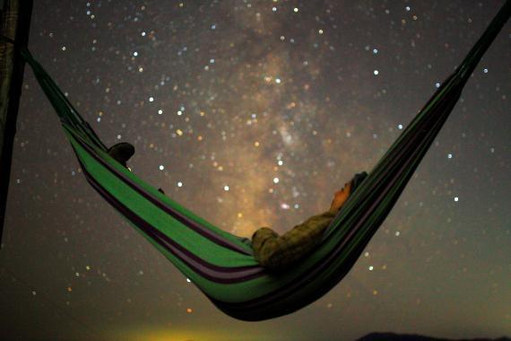 estrellas, cielo, astronomía
