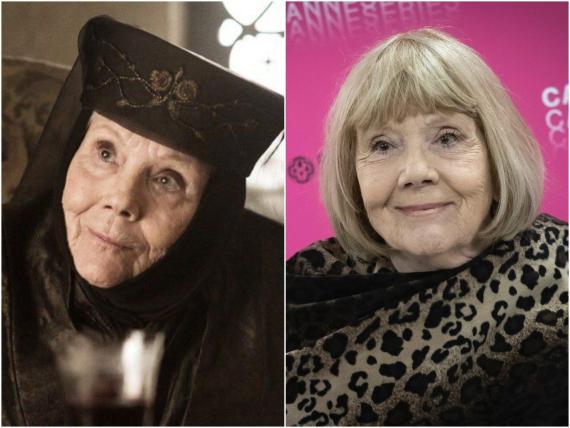 La actriz de 'Juego de Tronos', Diana Rigg, ha muerto a los 82 años.