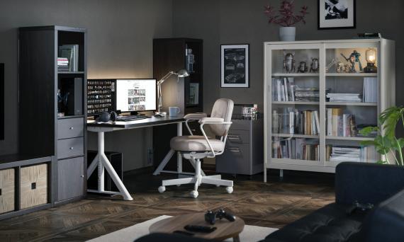 IKEA muebles y accesorios gaming