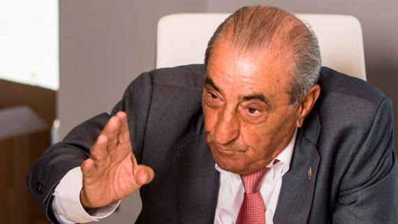 Juan JoséHidalgo, presidente de Globalia.