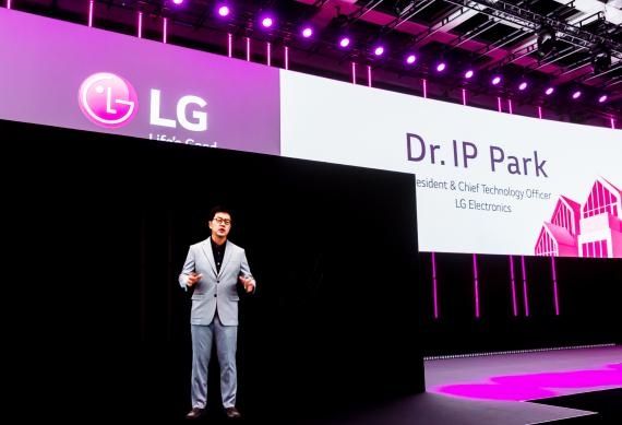 LG en IFA 2020