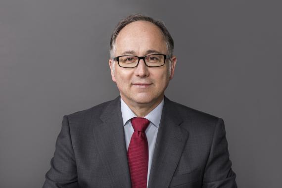 Luis Gallego, consejero delegado de IAG y expresidente de Iberia.