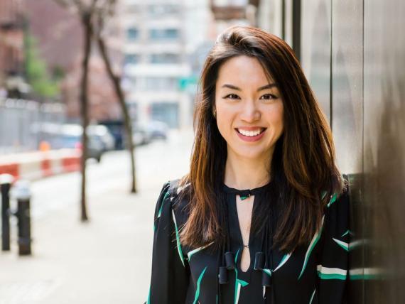 Luisa Zhou.