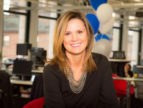 Miranda Kalinowski, responsable de contratación a nivel global de Facebook