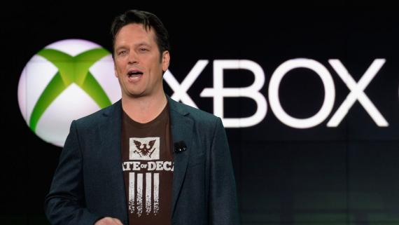 Phil Spencer, jefe de la marca Xbox.