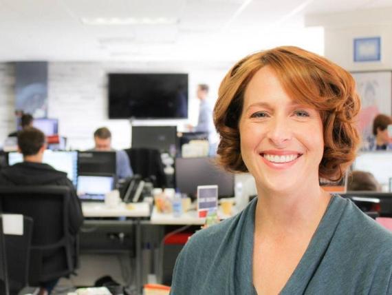 Rachel Bitte ha trabajado como reclutadora para Apple e Intuit