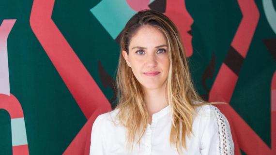 Sara Serantes, fundadora de Sushifresh y Freshperts.