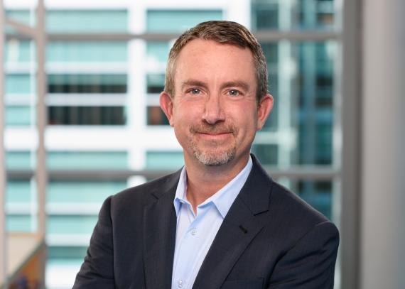 Brian Elliot, vicepresidente de Slack.
