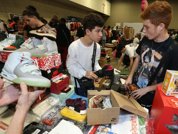 Sneakers Con en Fort Lauderdale