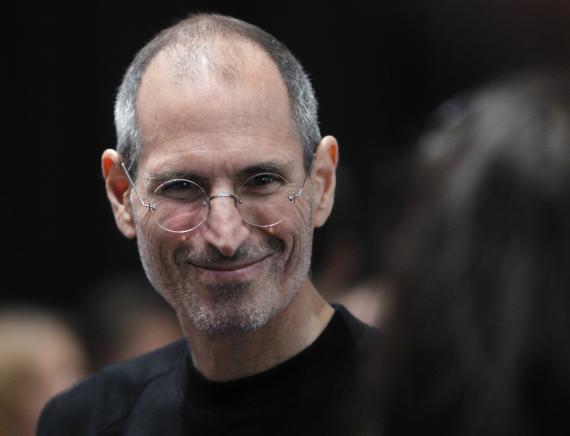Steve Jobs, cofundador de Apple.