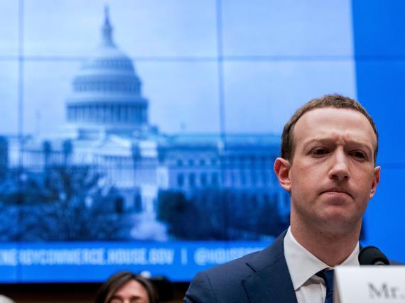 Zuckerberg, CEO de Facebook
