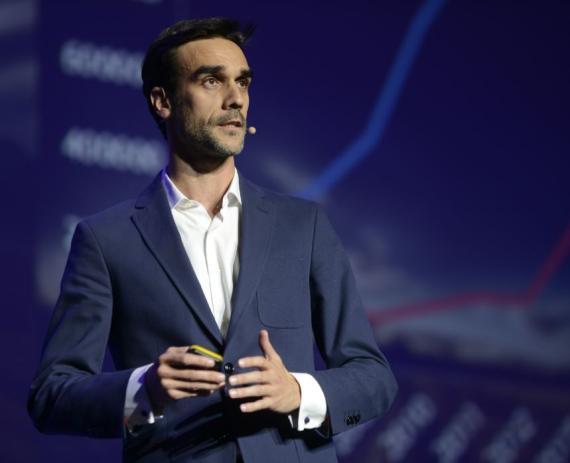 Alberto Morlas, Director de Transición Energética de PSA