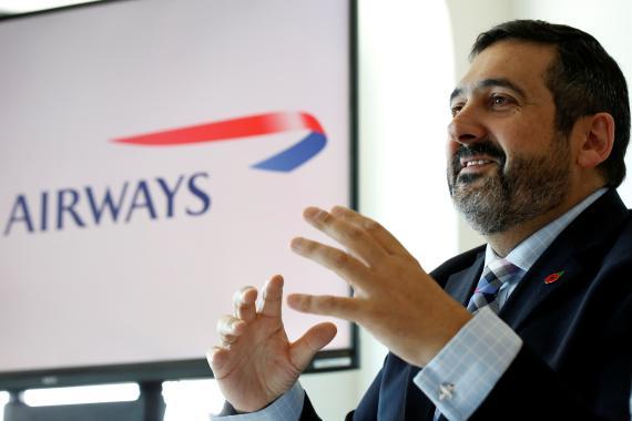 Alex Cruz, el exconsejero delegado y ahora presidente no ejecutivo de British Airways.