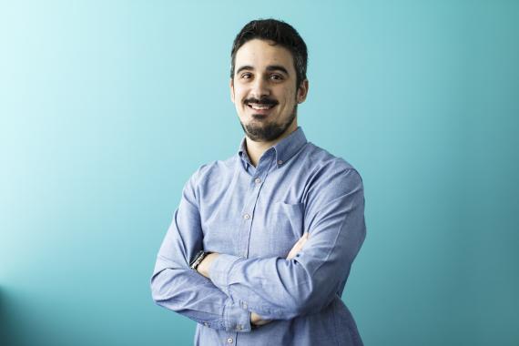Alfredo Cebrián, CEO de Cuatroochenta.