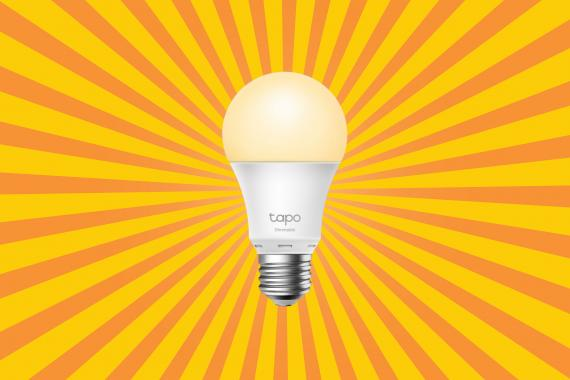 Bombilla TP-Link Tapo Dimmable