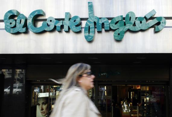 Centro comercial de El Corte Inglés