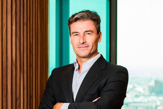 Federico Linares, presidente de EY en España.