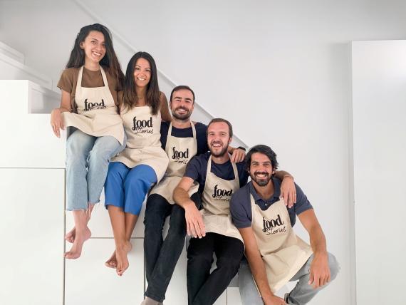 Fundadores de foodStories