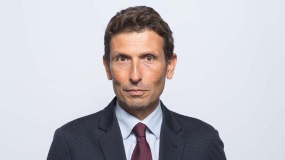 Jaime Ondarza, vicepresidente de ViacomCBS para Iberia, Francia, Italia, Oriente Medio, Grecia y Turquía.