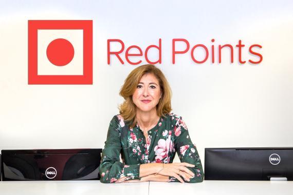 Laura Urquizu, presidenta del Global LegalTech Hub y CEO de Red Points