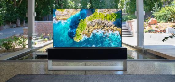 LG OLED TV RX