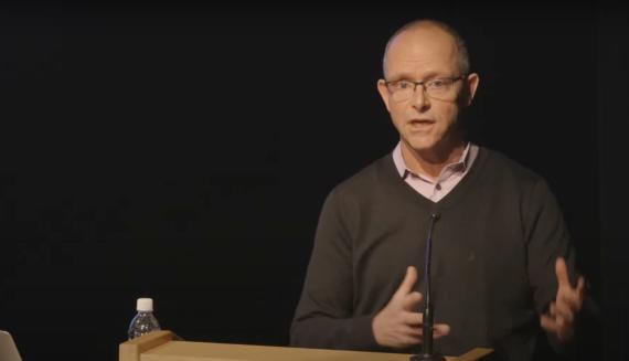 Nick Parker, presidente de Parker Venture Management y experto mundial en 'cleantech'