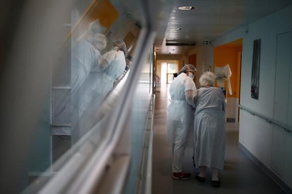 Pandemia de coronavirus en Francia