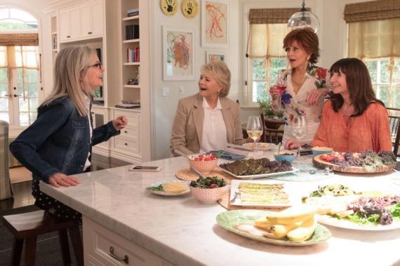 Imagen de la película  'Book Club'